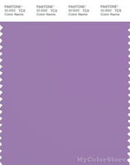 PANTONE SMART 17-3617X Color Swatch Card, English Lavender