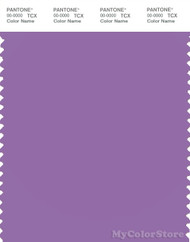 PANTONE SMART 17-3619X Color Swatch Card, Hyacinth