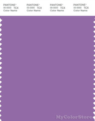 PANTONE SMART 17-3628X Color Swatch Card, Amethyst Orchid