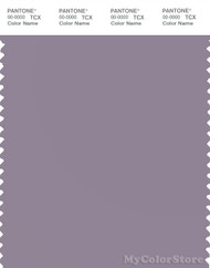 PANTONE SMART 17-3810X Color Swatch Card, Purple Ash