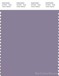 PANTONE SMART 17-3812X Color Swatch Card, Dusk