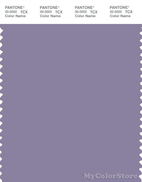 PANTONE SMART 17-3817X Color Swatch Card, Daybreak
