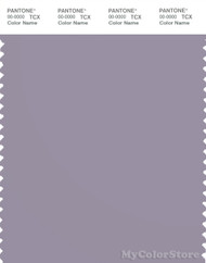 PANTONE SMART 17-3910X Color Swatch Card, Lavender Gray