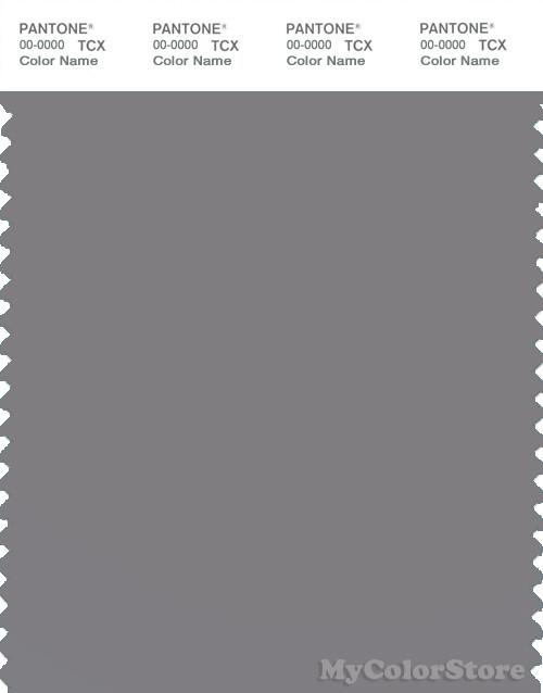 PANTONE SMART 17-3911X Color Swatch Card, Silver Filigree