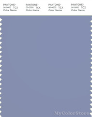 PANTONE SMART 17-3919X Color Swatch Card, Purple Impression