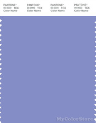PANTONE SMART 17-3930X Color Swatch Card, Jacaranda