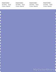 PANTONE SMART 17-3930X Color Swatch Card, Jacaranda