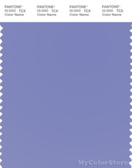 PANTONE SMART 17-3932X Color Swatch Card, Deep Periwinkle