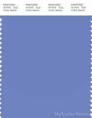 PANTONE SMART 17-3934X Color Swatch Card, Persian Jewel