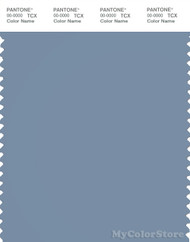 PANTONE SMART 17-4021X Color Swatch Card, Faded Denim