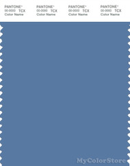 PANTONE SMART 17-4027X Color Swatch Card, Riviera
