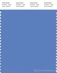 PANTONE SMART 17-4037X Color Swatch Card, Ultramarine