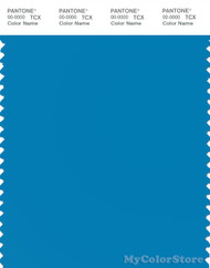 PANTONE SMART 17-4247X Color Swatch Card, Diva Blue