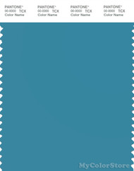 PANTONE SMART 17-4328X Color Swatch Card, Blue Moon
