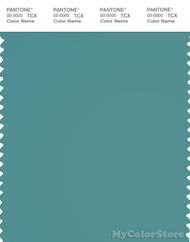 PANTONE SMART 17-4818X Color Swatch Card, Bristol Blue