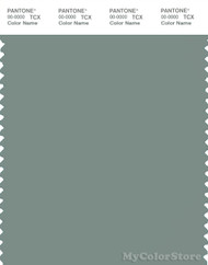 PANTONE SMART 17-5107X Color Swatch Card, Chinois Greeen