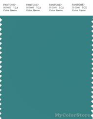 PANTONE SMART 17-5117X Color Swatch Card, Green-blue Slate