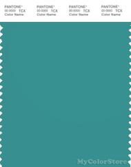 PANTONE SMART 17-5122X Color Swatch Card, Latigo Bay