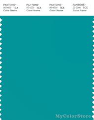 PANTONE SMART 17-5126X Color Swatch Card, Viridine Green