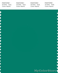 PANTONE SMART 17-5528X Color Swatch Card, Lake