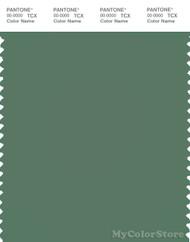 PANTONE SMART 17-5912X Color Swatch Card, Dark Ivy