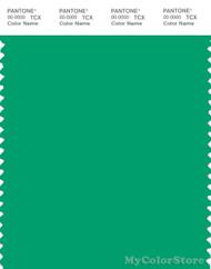 PANTONE SMART 17-5937X Color Swatch Card, Deep Mint