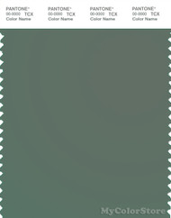 PANTONE SMART 17-6009X Color Swatch Card, Laurel Wreath