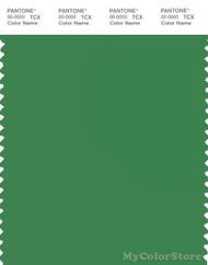 PANTONE SMART 17-6229X Color Swatch Card, Medium Green