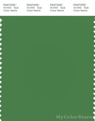 PANTONE SMART 17-6333X Color Swatch Card, Mint Green