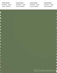 PANTONE SMART 18-0108X Color Swatch Card, Dill