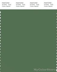 PANTONE SMART 18-0121X Color Swatch Card, Elm Green