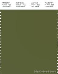 PANTONE SMART 18-0228X Color Swatch Card, Pesto