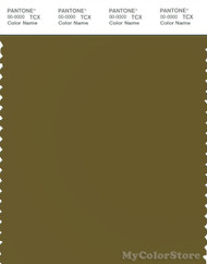 PANTONE SMART 18-0627X Color Swatch Card, Fir Green