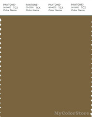PANTONE SMART 18-0830X Color Swatch Card, Butternut