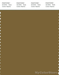 PANTONE SMART 18-0832X Color Swatch Card, Plantation