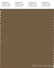 PANTONE SMART 18-0920X Color Swatch Card, Kangaroo