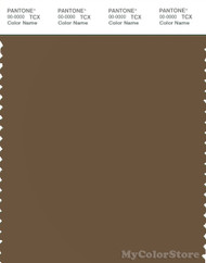 PANTONE SMART 18-0928X Color Swatch Card, Sepia