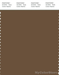 PANTONE SMART 18-0930X Color Swatch Card, Coffee Liqueur