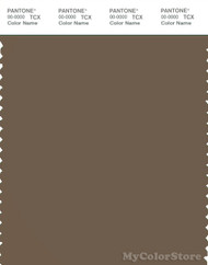 PANTONE SMART 18-1016X Color Swatch Card, Cub