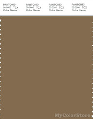 PANTONE SMART 18-1022X Color Swatch Card, Ermine