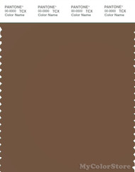 PANTONE SMART 18-1124X Color Swatch Card, Partridge