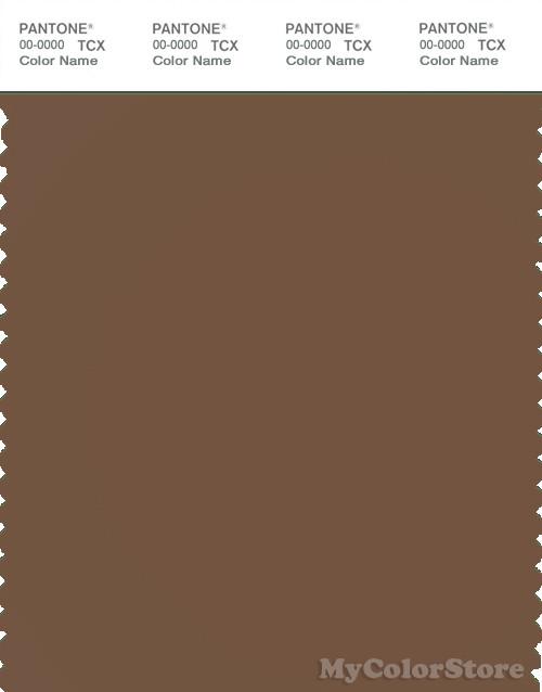 PANTONE SMART 18-1124X Color Swatch Card, Partridge