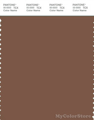 PANTONE SMART 18-1130X Color Swatch Card, Aztec