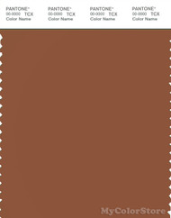 PANTONE SMART 18-1140X Color Swatch Card, Mocha Bisque
