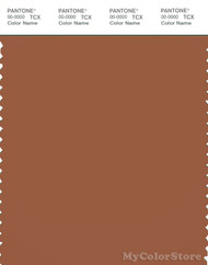 PANTONE SMART 18-1239X Color Swatch Card, Sierra