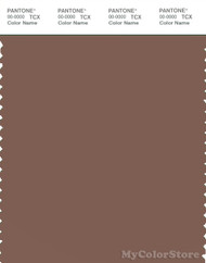 PANTONE SMART 18-1314X Color Swatch Card, Acorn