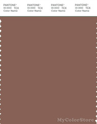 PANTONE SMART 18-1320X Color Swatch Card, Clove