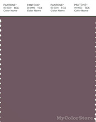 PANTONE SMART 18-1405X Color Swatch Card, Flint