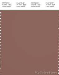 PANTONE SMART 18-1421X Color Swatch Card, Cognac