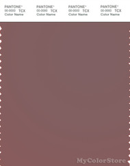 PANTONE SMART 18-1612X Color Swatch Card, Rose Taupe